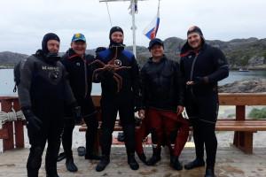 Июль 2019 / Баренцево море на полуостров Немецкий