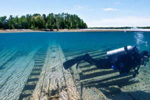 Озеро Гурон — великое кладбище кораблей